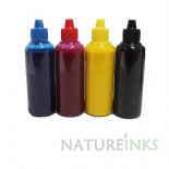 Warna 4 Pigment ink Bottles Set  - 400 ml